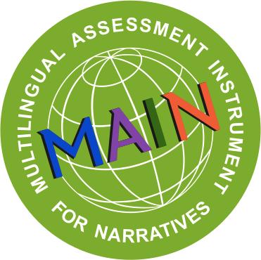 MAIN - objektívne hodnotenie rozprávania slovenských aj bilingválnych  detí