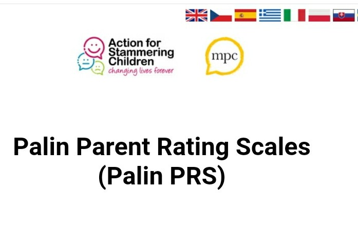 PPRS - Palin Parent Rating Scales