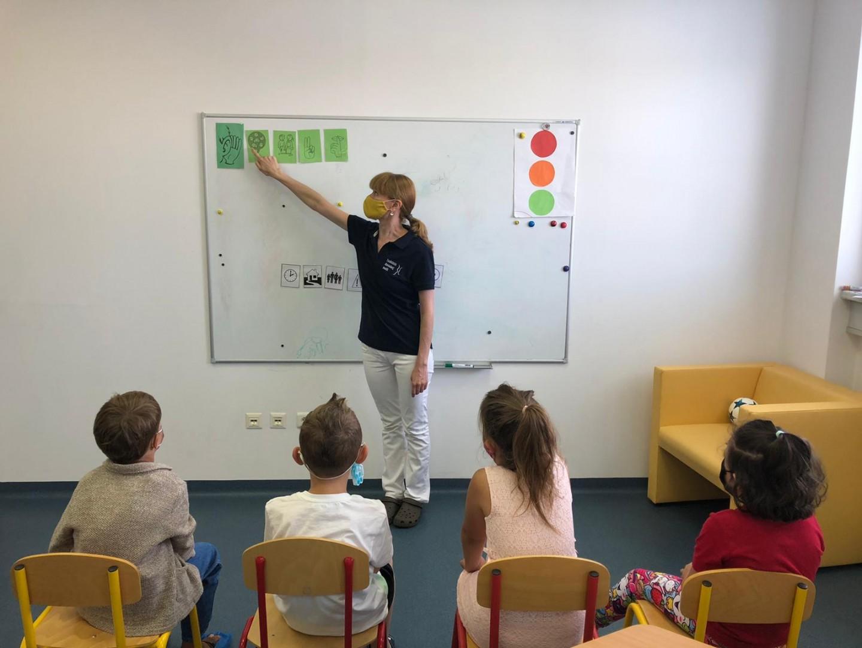 Interaktívne čítanie pre školákov - kurz pre čitateľov  (2. a 3. ročník)